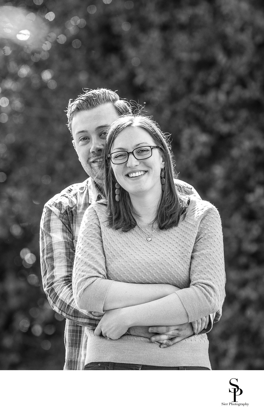 Botanical Gardens Sheffield Engagement