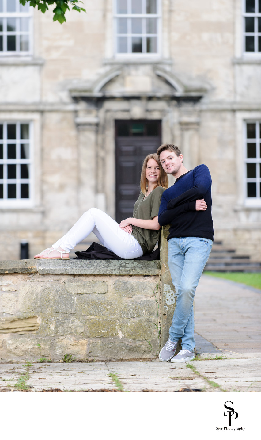 Sheffield Wedding Photographer Engagement Hellaby Hall