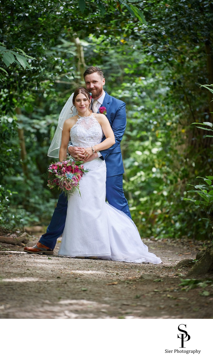 Sheffield Wedding Photography Ecclesall Woods