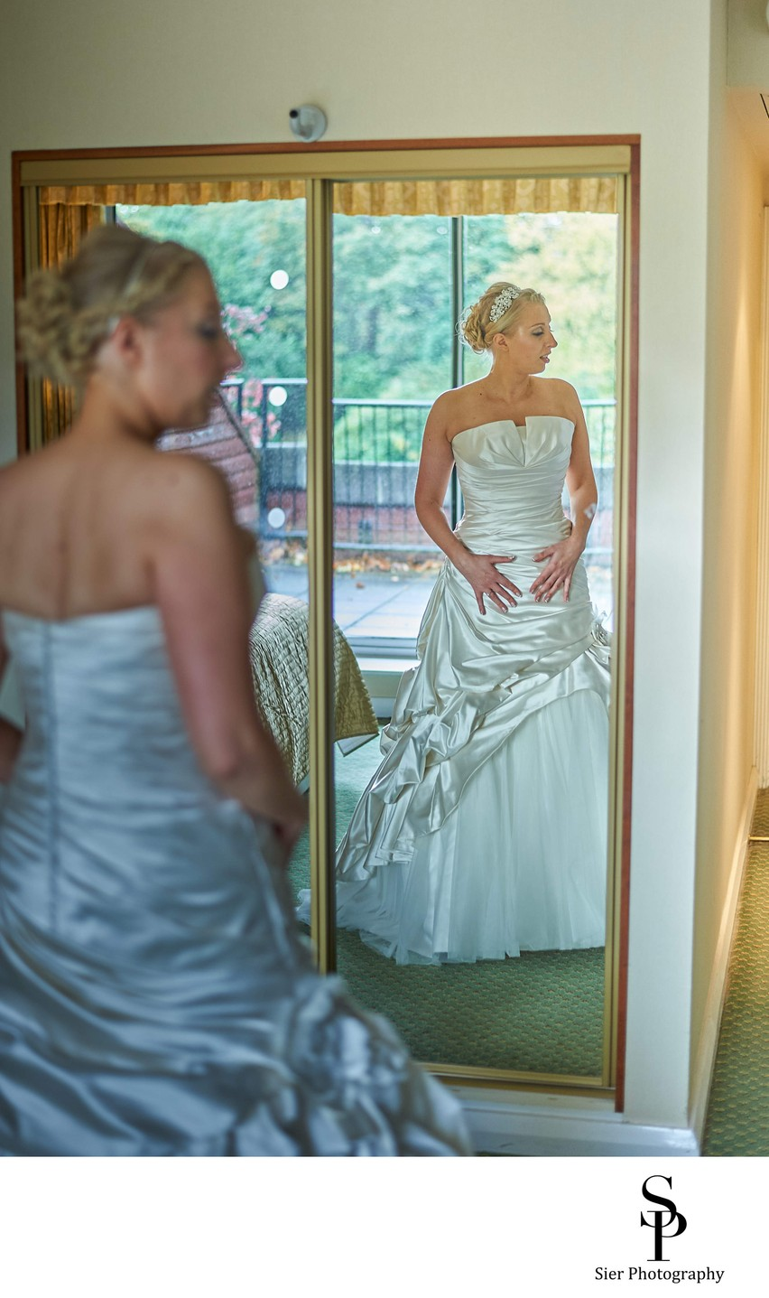 Wedding Photography at Kenwood Hall