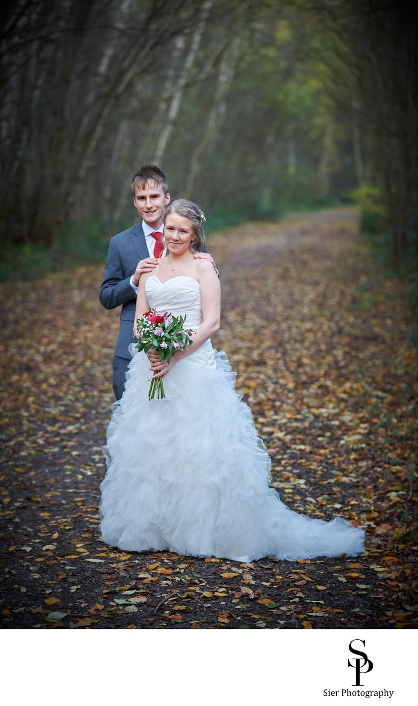 Wedding Photographs at Mosborough Hall Hotel
