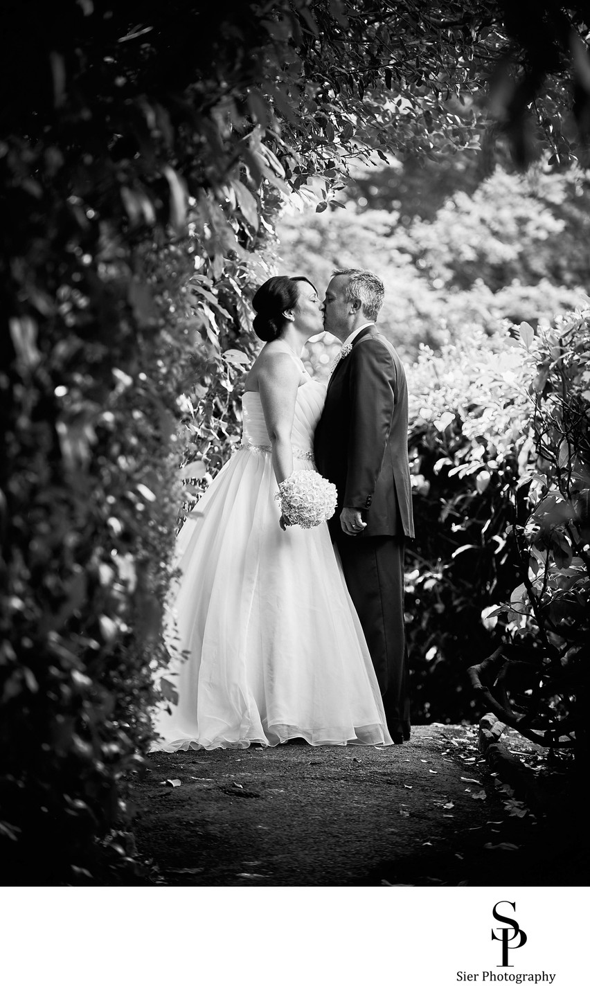 Wedding Photographer Kenwood Hall Sheffield
