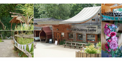 JG Graves Woodland Discovery Centre Ecclesall Woods