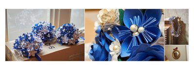 Bridal Bouquets and Jewellery