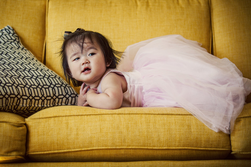 portrait-baby-on-yellow-couch