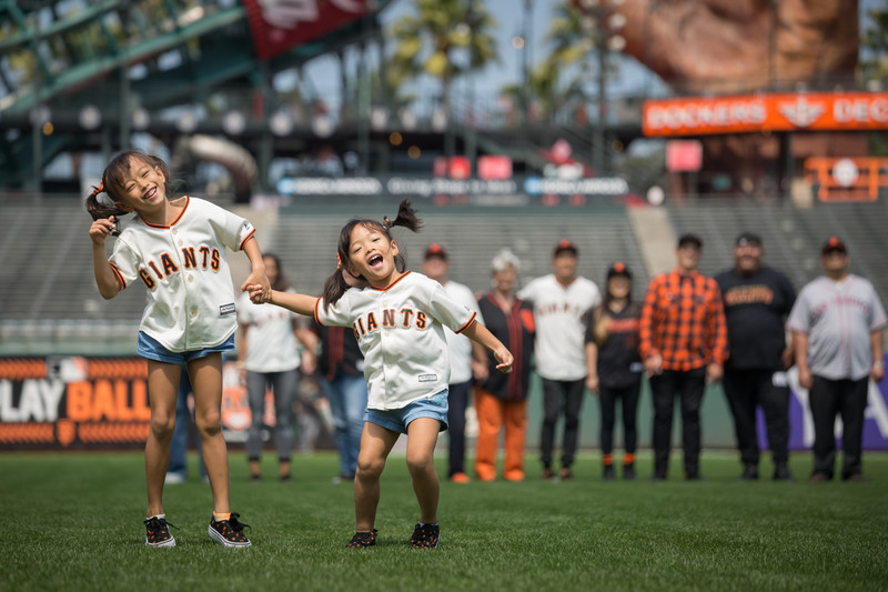 san-francisco-giants-family-photoshoot