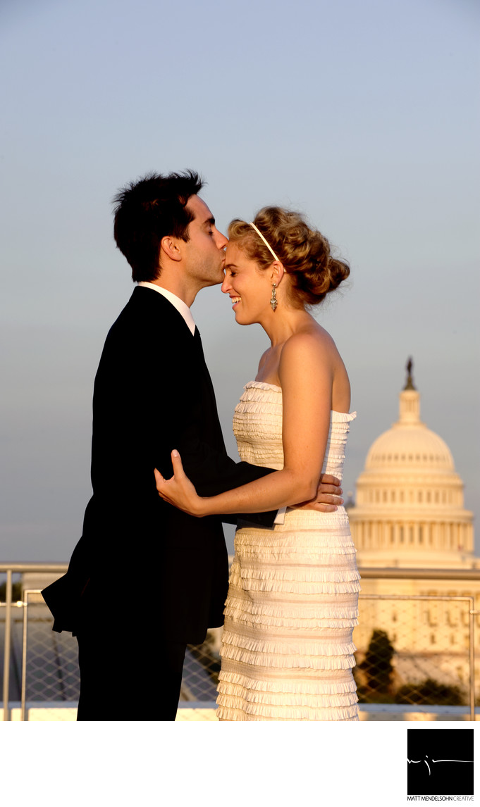 Newseum Wedding Photography