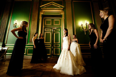 Mellon Auditorium Wedding