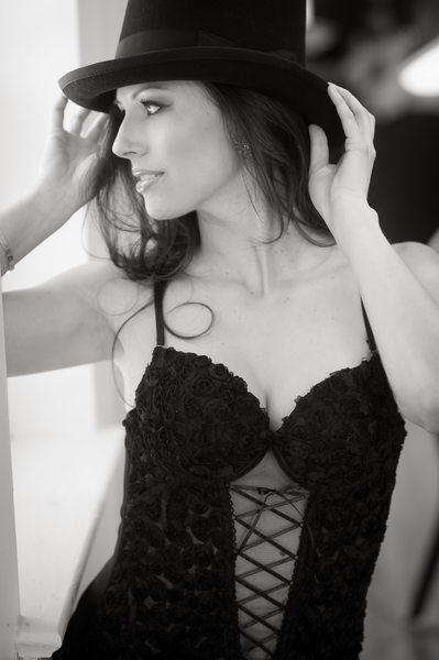 Beautiful Boudoir Photography Washington DC