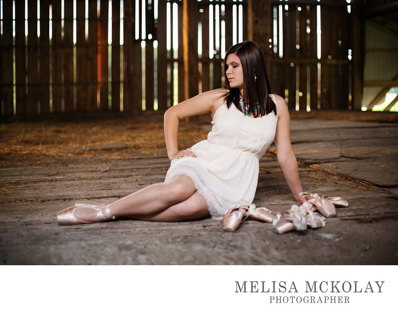 Kennedy | High School Senior Portrait Ballet | NMi