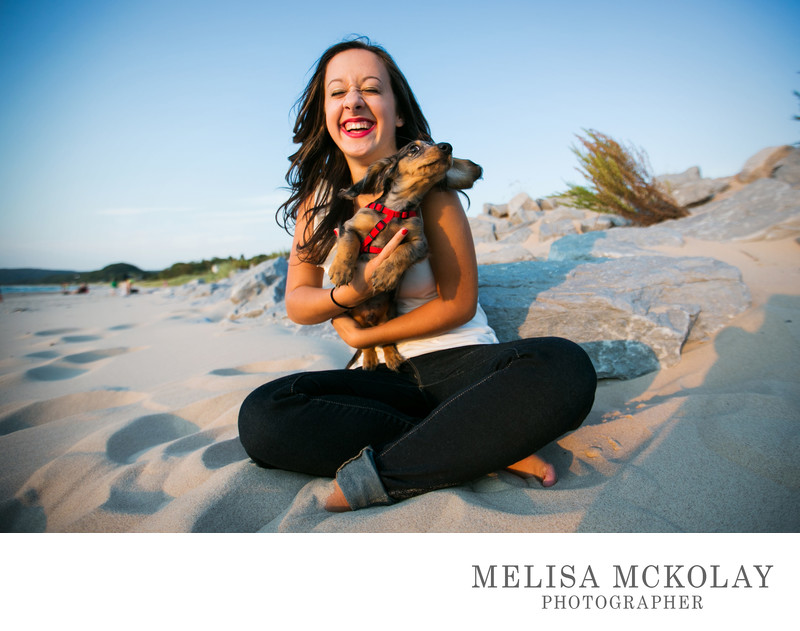 Escape | High School Senior Pet Photojournalism | NMi