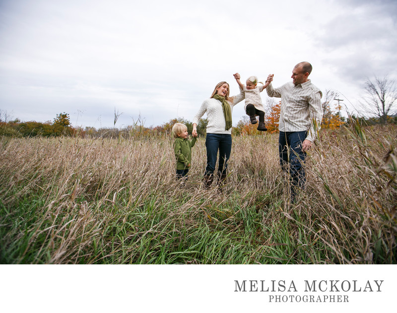 Up Up & Away | Family Photojournalism | Northern Mi