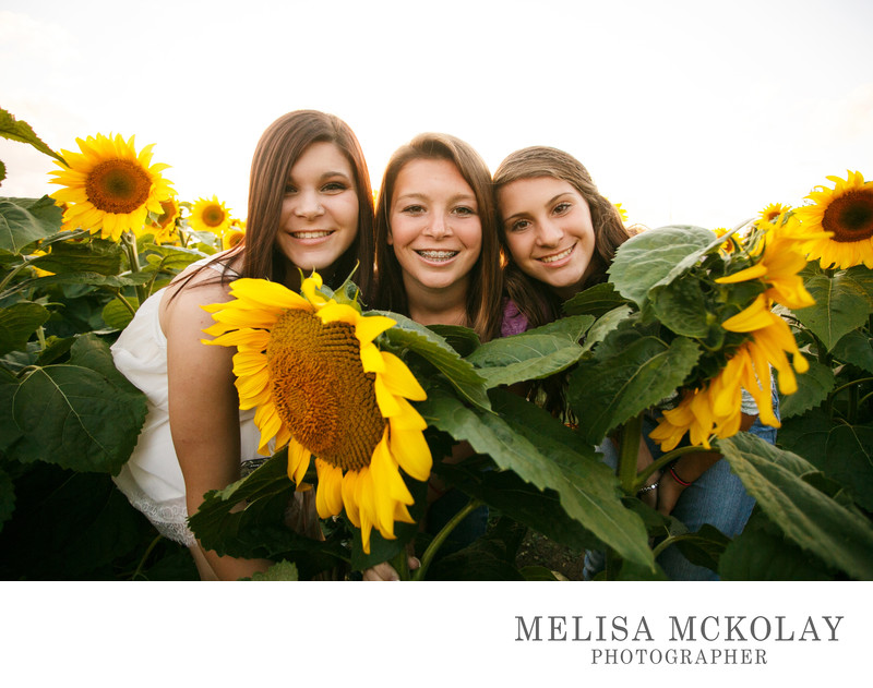 Sunflowers | Family Portrait | Elk Rapids, MI