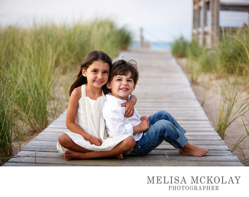 Lake Michigan Kids | Environmental Child Portrait | NMi