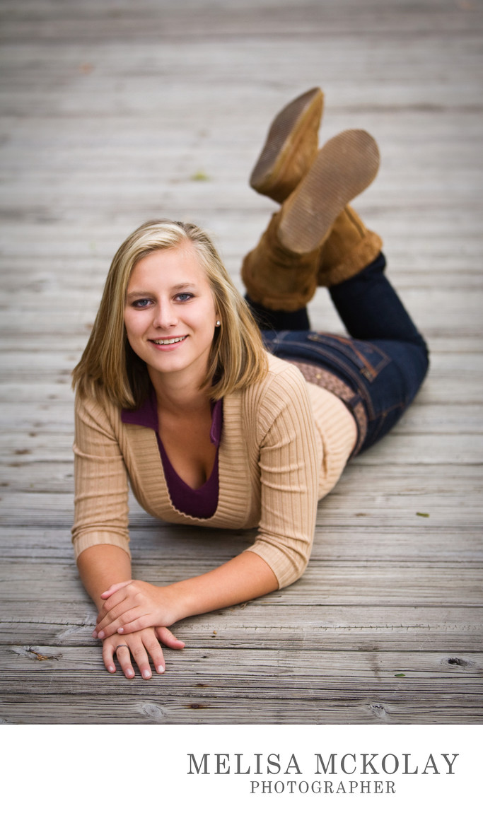 Lauren | Elk Rapids High School Portrait Session | NMi