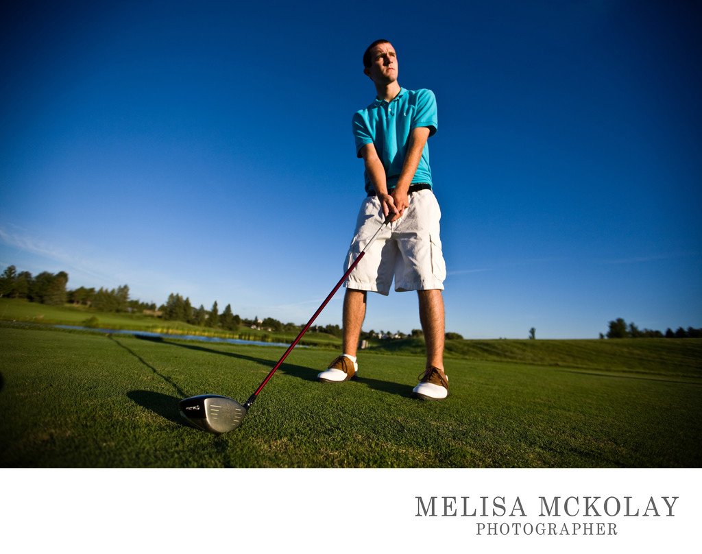 Hayden | Elk Rapids High School Golf Session | NMi