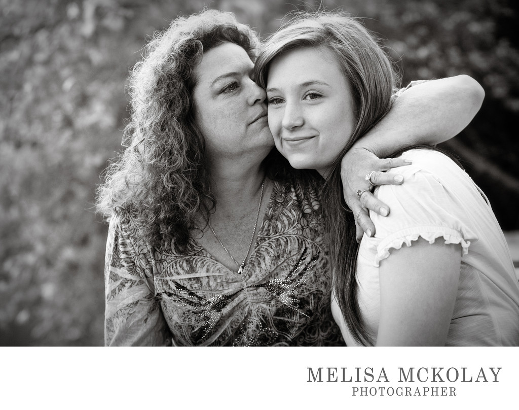 Proud Of You | Mother Daughter Senior Portrait Session