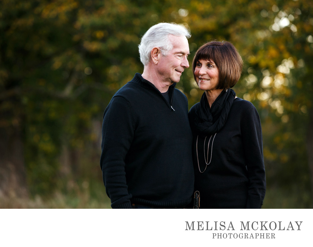 Almost Lost Him | Family Couples Portrait | TC, MI