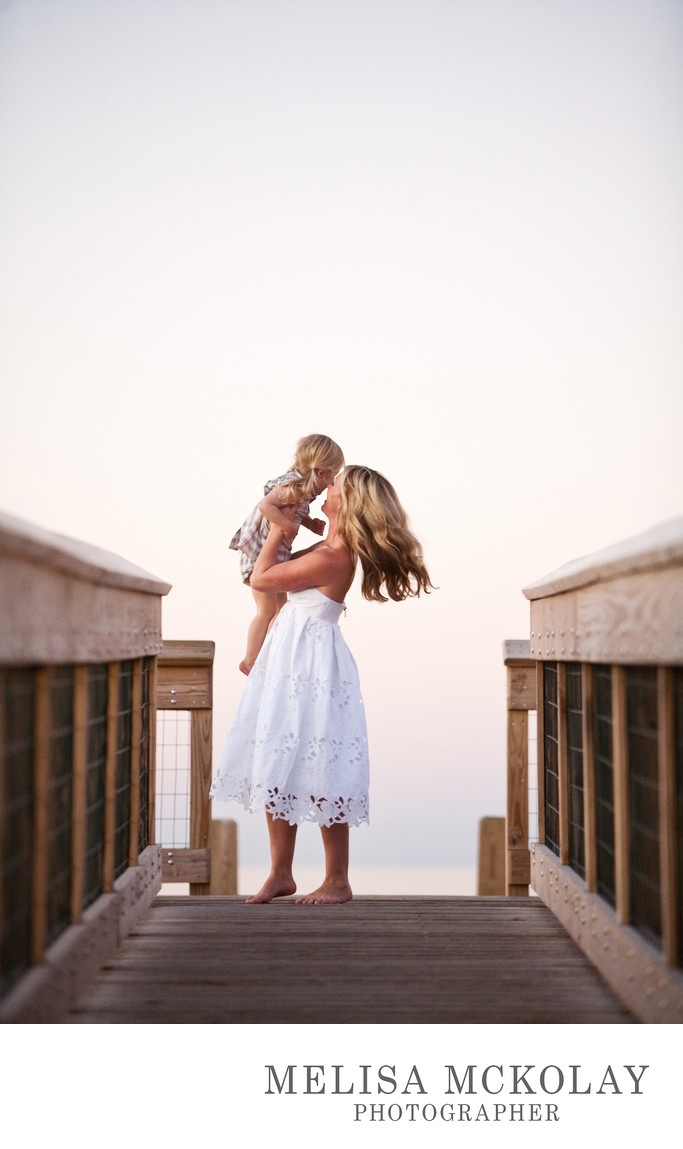 Mommy & Me | Mother Daughter Photography | TC, MI