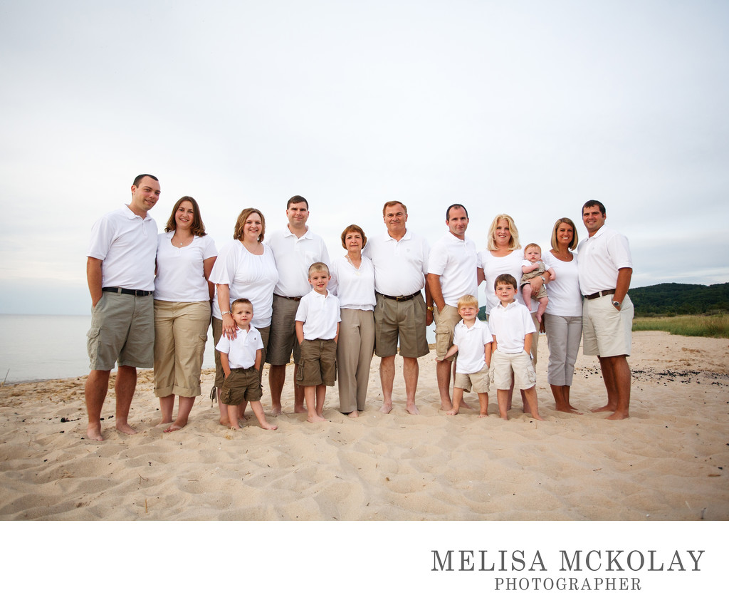 Generations |  Multi-Family Session | Leelanau County