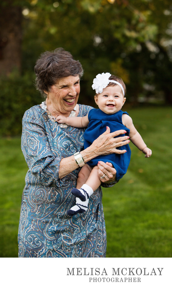 Great Grandma | Generations Family Photography | TC