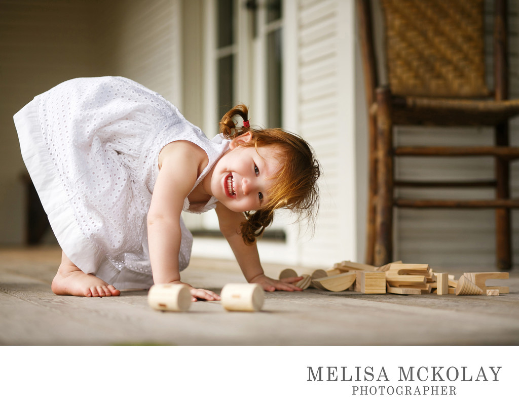Playtime | Happy Kids Photography | Traverse City, Mi
