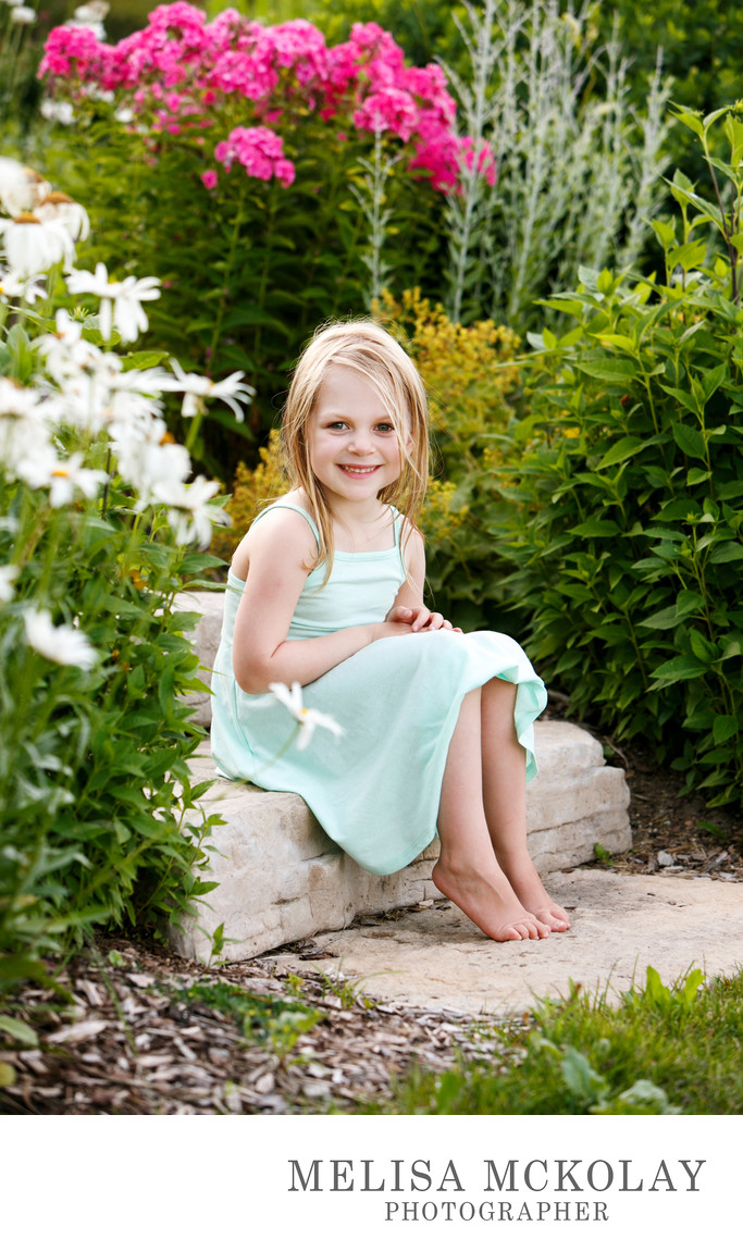 Little Lady | Child Portrait Photography | Northern MI