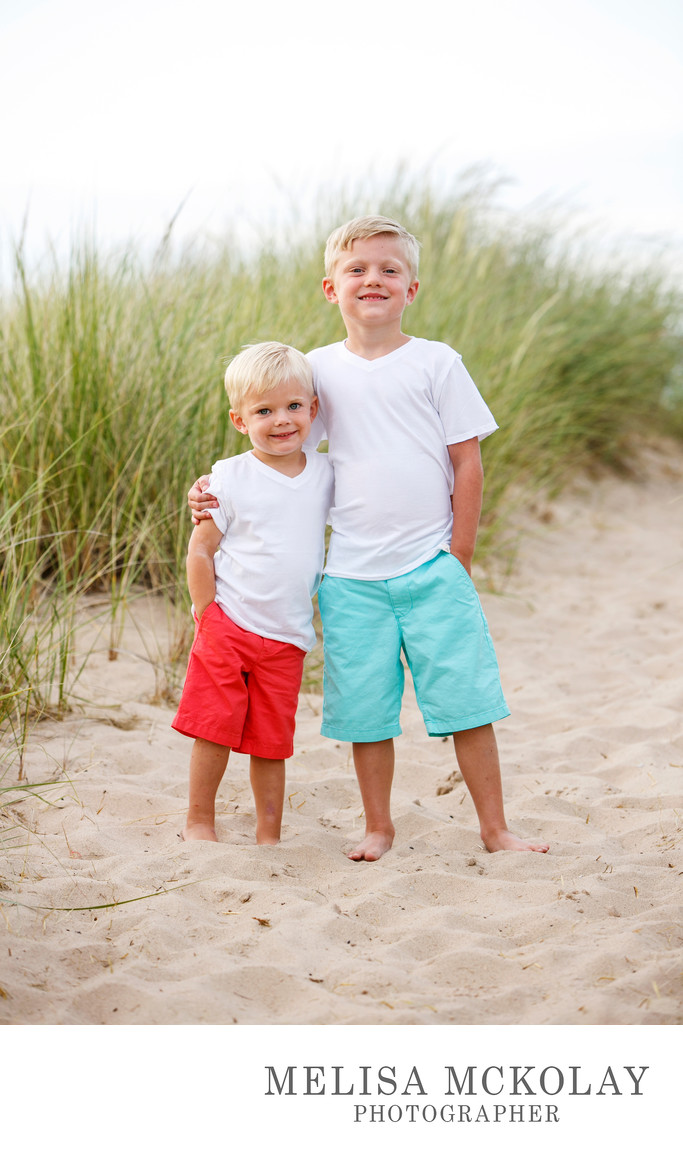 Handsome Boys | Brothers Portrait Photography | NMi