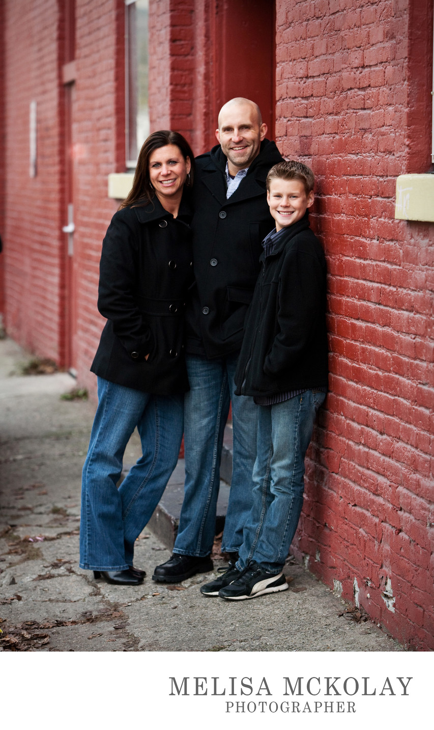 Downtown | Urban Family Photography | Northern Mi