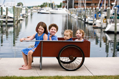 Cousins | Marina | Family Portrait | Traverse City, MI