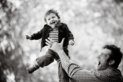 Higher! | Daddy Daughter Photography | TC, MI