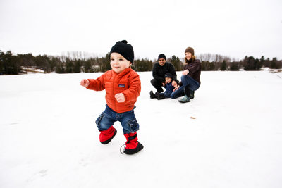 First Steps | Milestones | Photojournalism | Michigan
