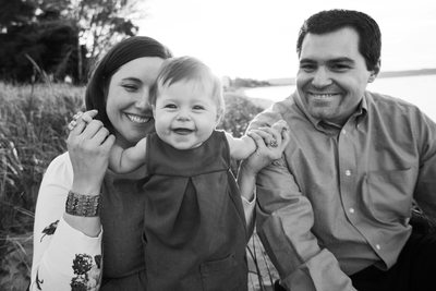 So Big | BW Family Photography | West Traverse Bay
