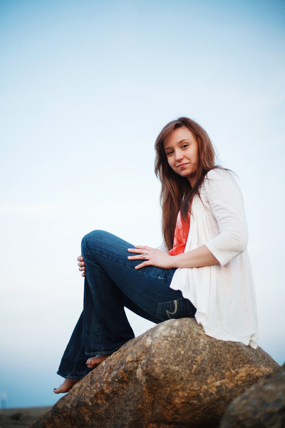 Brianna | Casual Original High School Senior | NMi