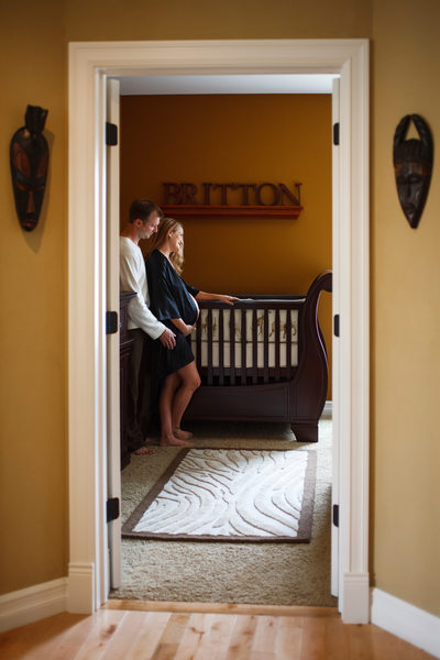 Waiting For You | At Home Maternity Session | NMI