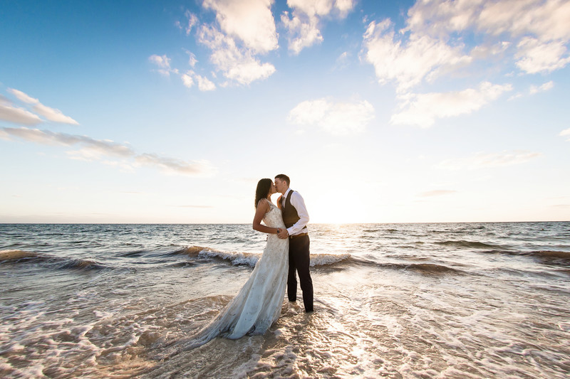 Wedding Photographer at Royalton Riviera Cancun Resort