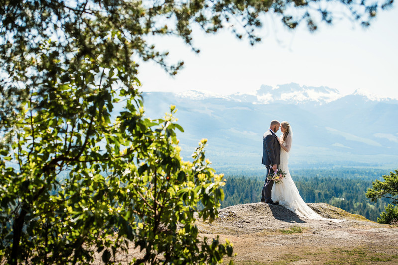 Mountain Weddings in Maple Ridge