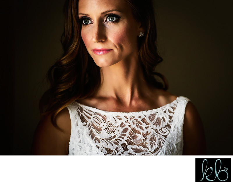 Bride in Langley BC