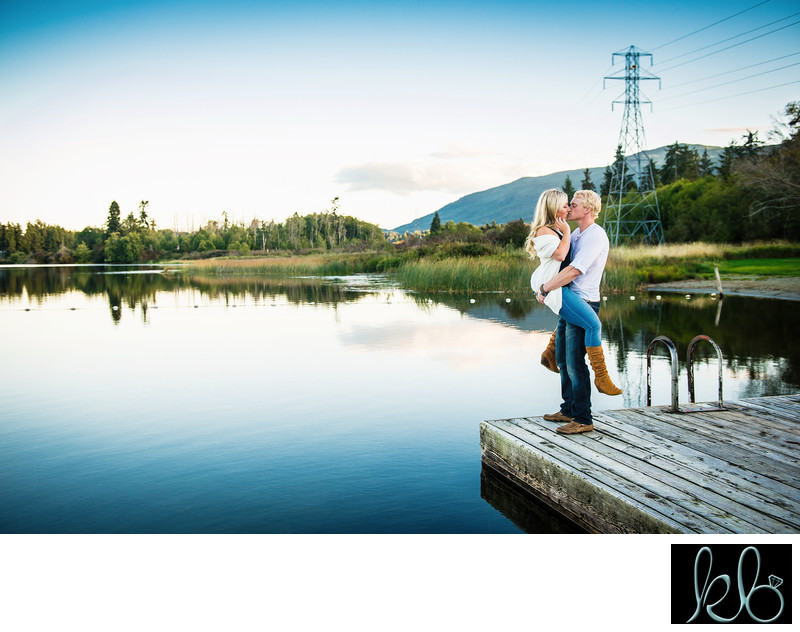 Engagement Photos in Nanaimo