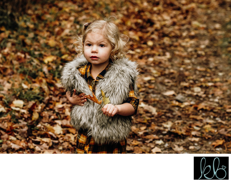 Fall Family Photos in British Columbia