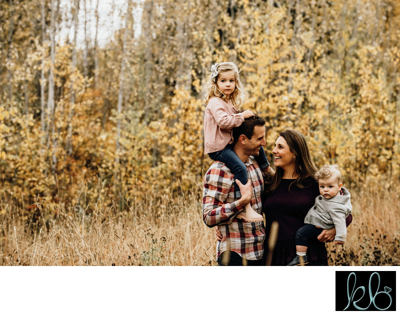 Top Family Photographers in British Columbia