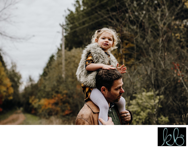 Fall Family Session in Abbotsford