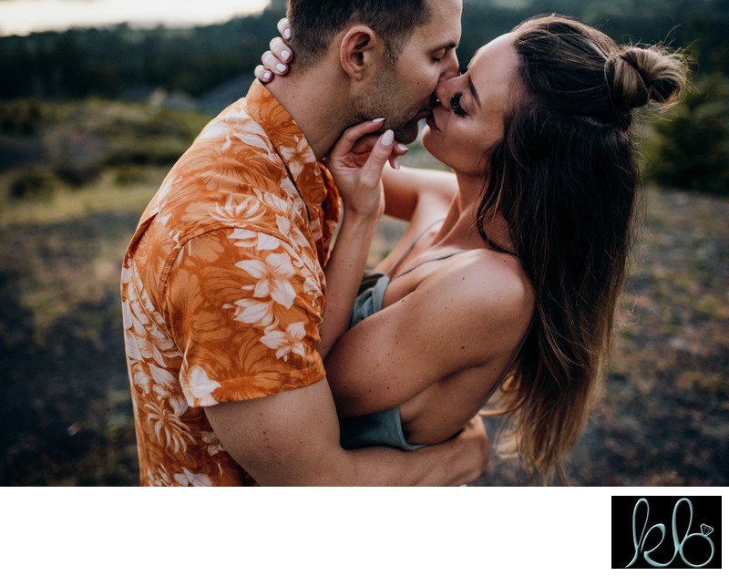 Engagement Photographers in Langley