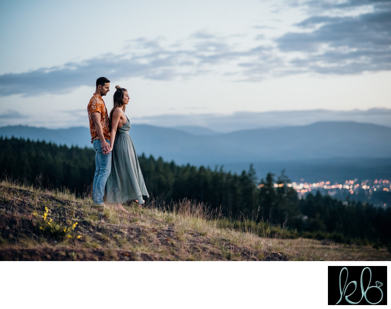Couple Shoot in Fort Langley