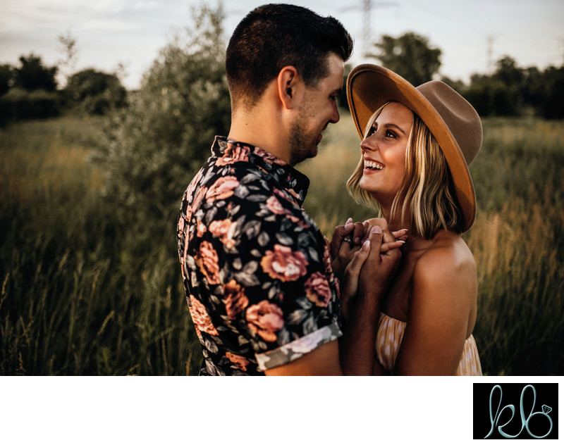 Best Engagement Photographers in Langley