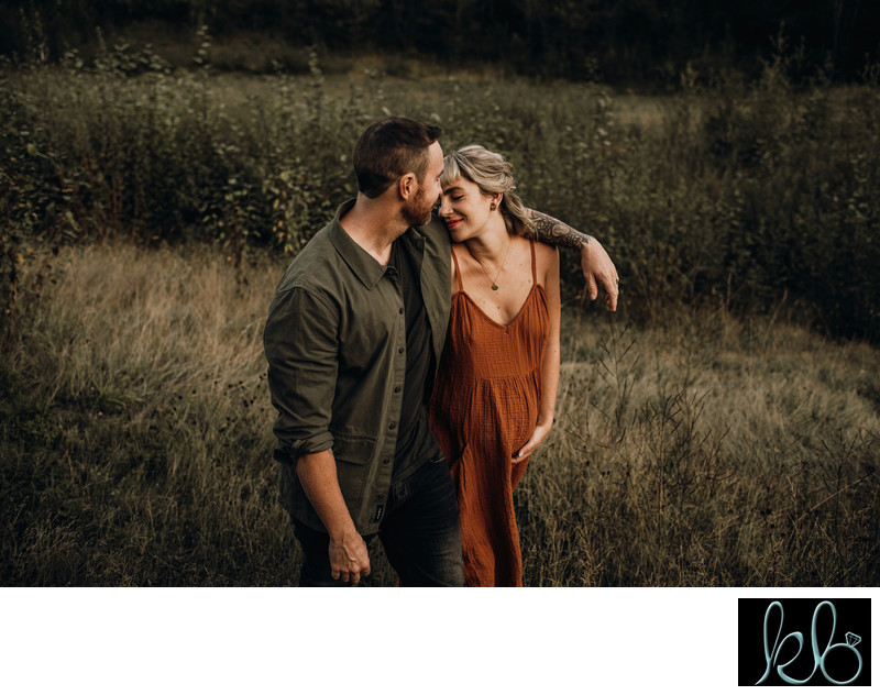 Aldergrove Maternity Photo Session