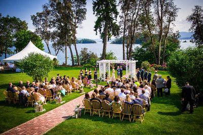 Weddings at the Overbury Resort