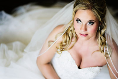 Portrait of Bride in Oshawa