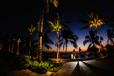 Weddings at the Marival Residences in  Nuevo Vallarta