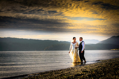 Wedding on Bowen Island